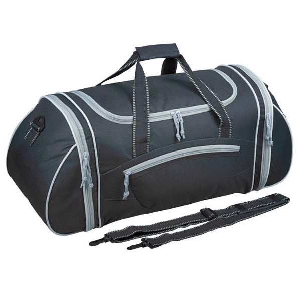 Prescott travel bag - Black