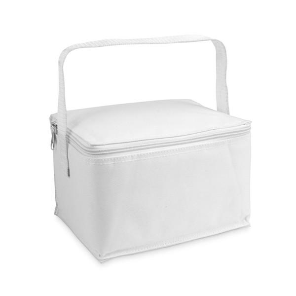 JEDDAH. Ισοθερμική τσάντα 600D - Λευκό