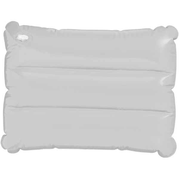 Wave inflatable pillow - White