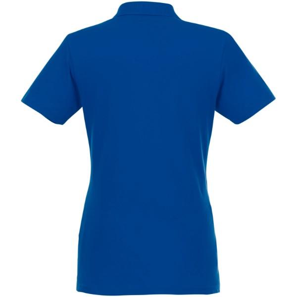 Helios short sleeve women's polo - Blue / L