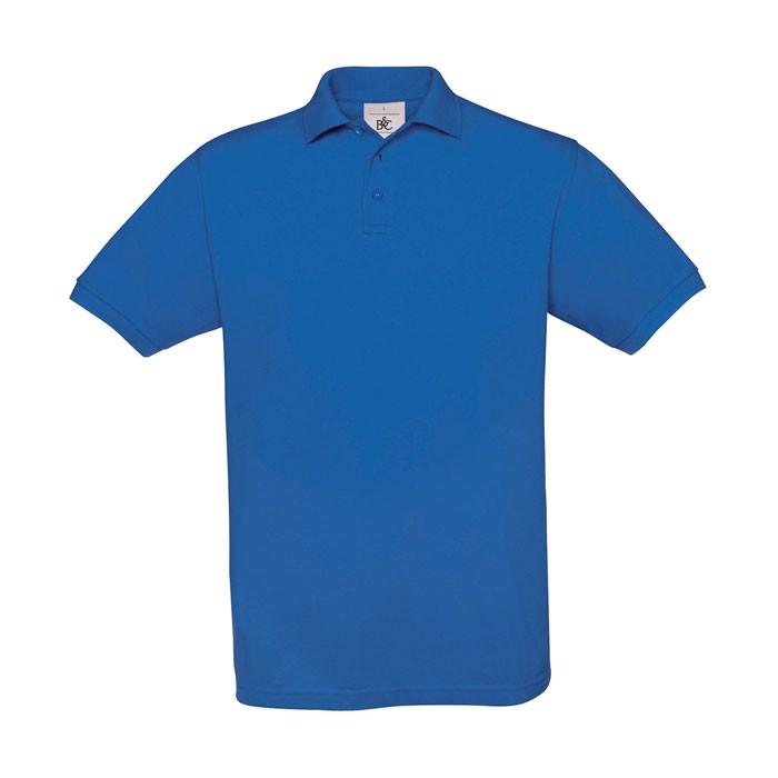 Men's Polo Shirt 180 g/m2 Pique Polo Safran Pu409 - Royal / L