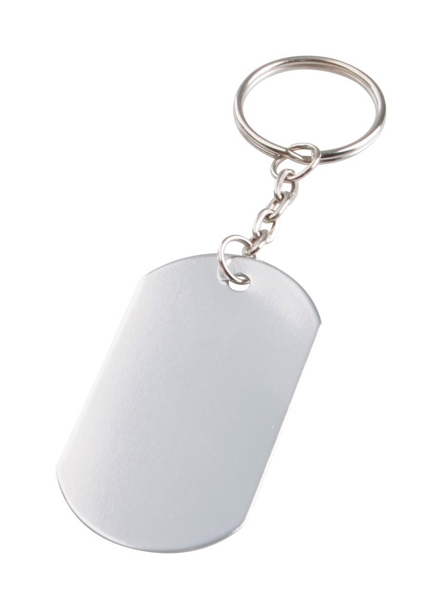 Přívěšek Na Klíče Nevek - Stříbrná