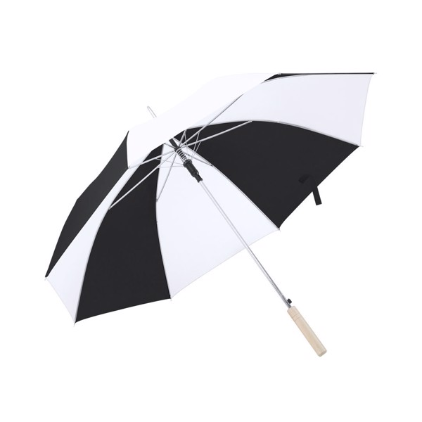 Umbrella Korlet - White / Black