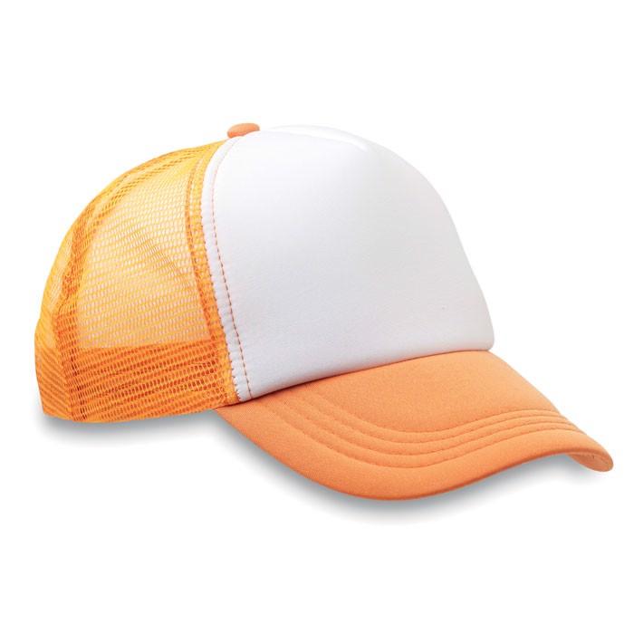 Trucker's cap Trucker Cap - Neon Orange