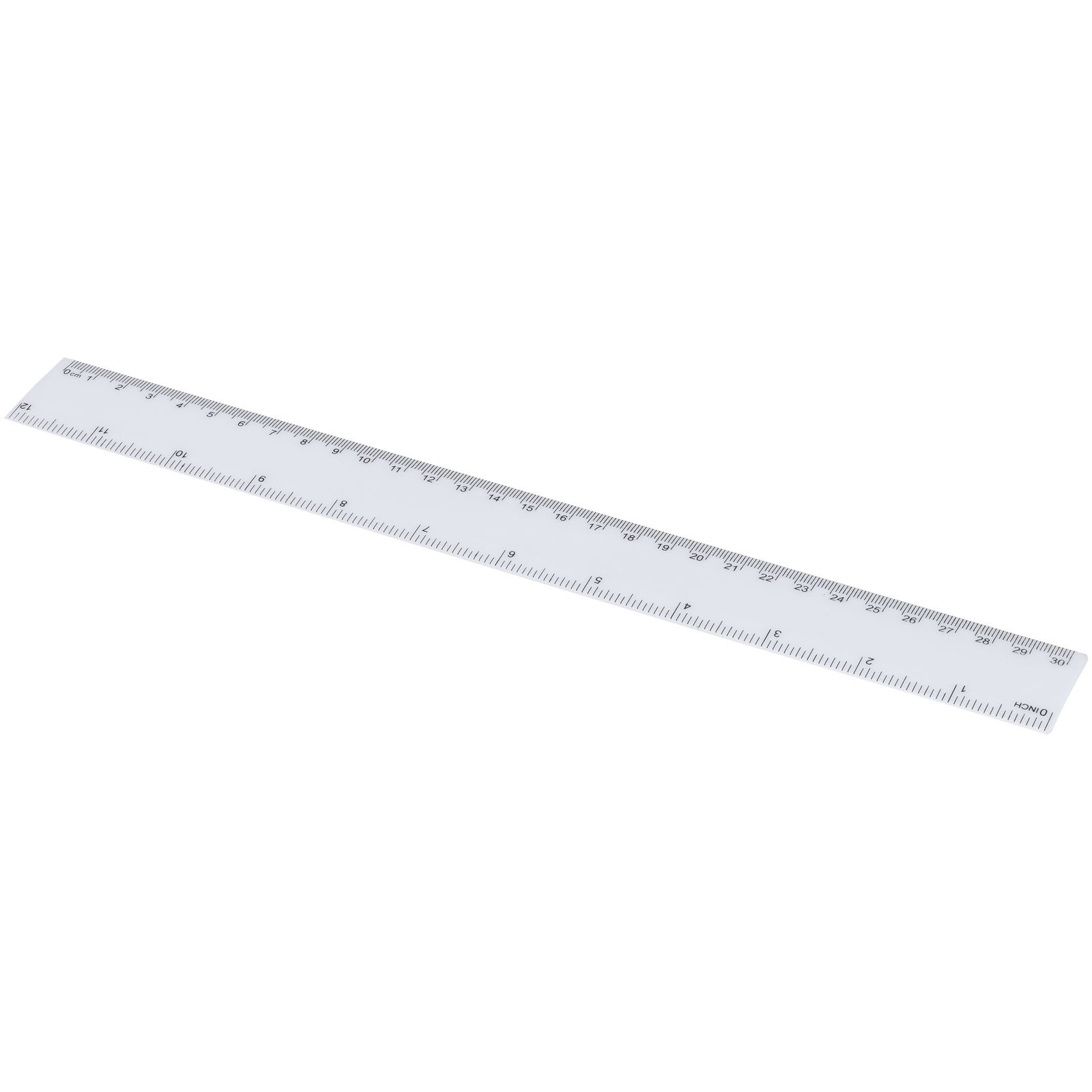 Ruly ruler 30 cm - White