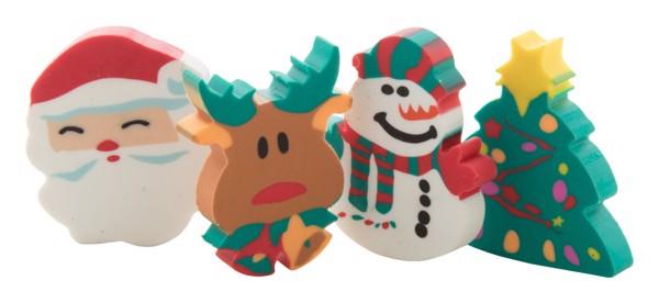 Sada Vánočních Gum Flop - Vícebarevná