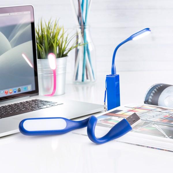 Lámpara USB Anker - Negro