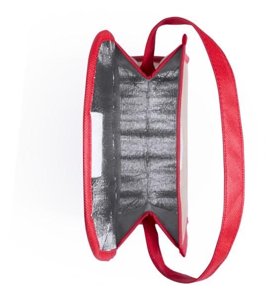 Bolsa Refrigeradora Rumbix - Vermelho