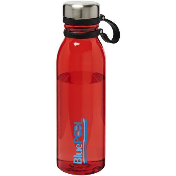 Darya 800 ml Tritan™ sportovní lahev - Červená s efektem námrazy