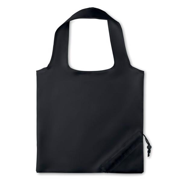 210D Foldable bag Fresa - Black