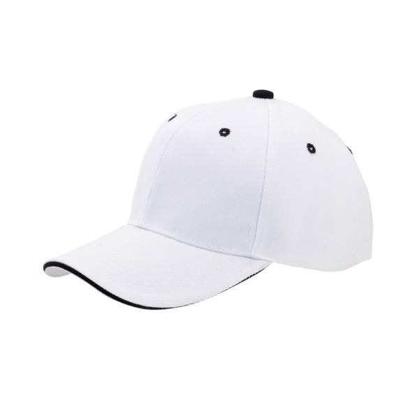 Gorra Mision - Blanco