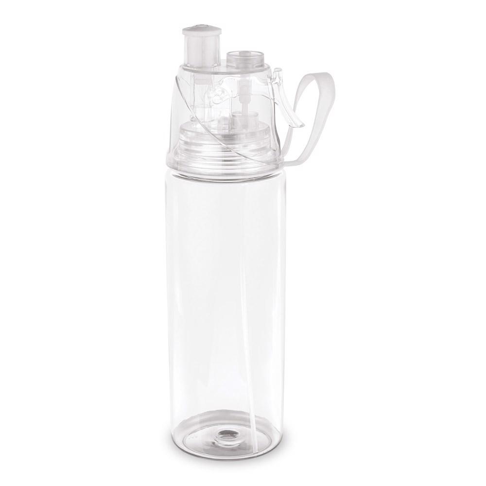CLOUDS. Sportovní láhev 600 ml - Bílá
