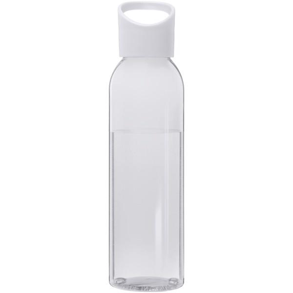 Sky 650 ml Tritan™ Sportflasche - Weiss