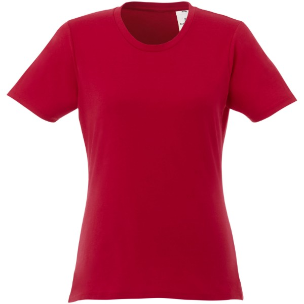 Heros short sleeve women's t-shirt - Red / XL