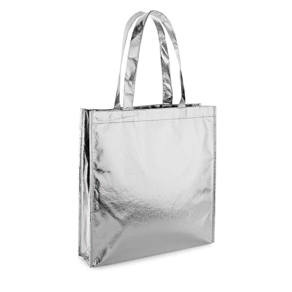 SAWGRASS. Taška z netkané textilie - Stříbrná