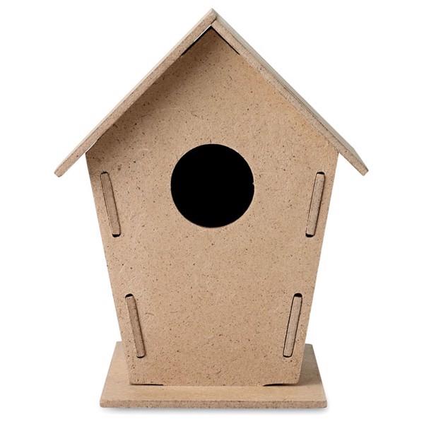 Wooden bird house Woohouse