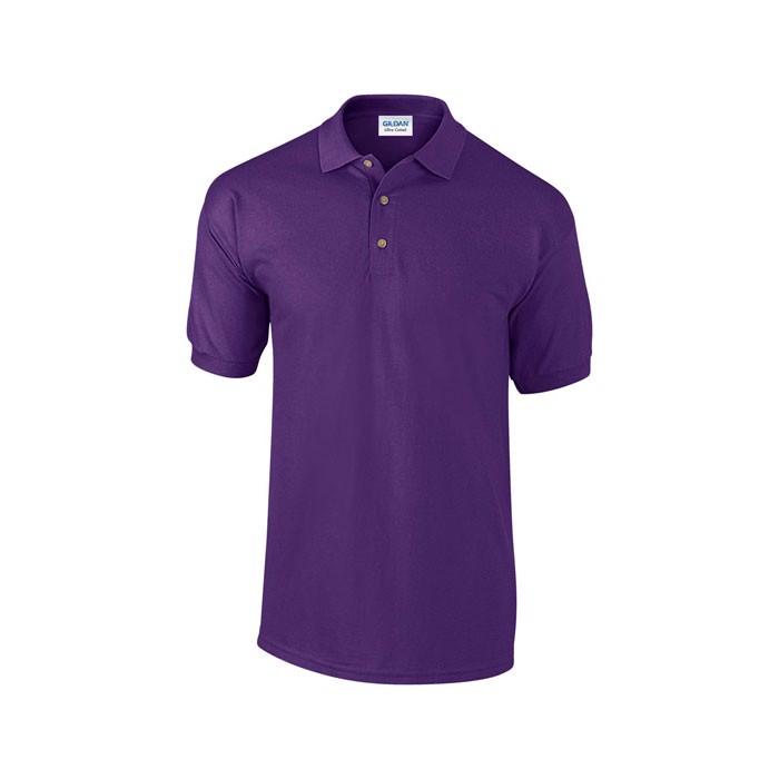 Unisex Koszulka polo 240 g/m Heavy Pique Polo 3800 - Purple / S