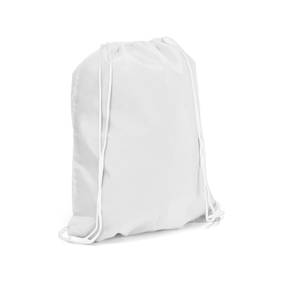 Drawstring Bag Spook - White