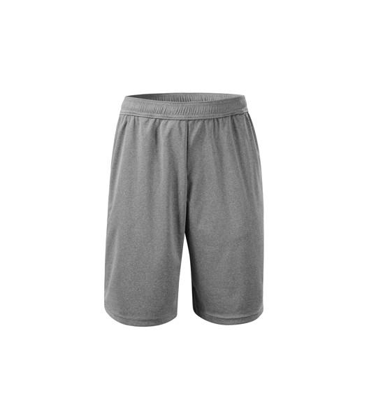 Shorts Kids Malfini Miles - Dark Gray Melange / 12 years