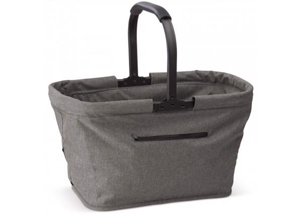 Foldable picnic basket - Dark Grey