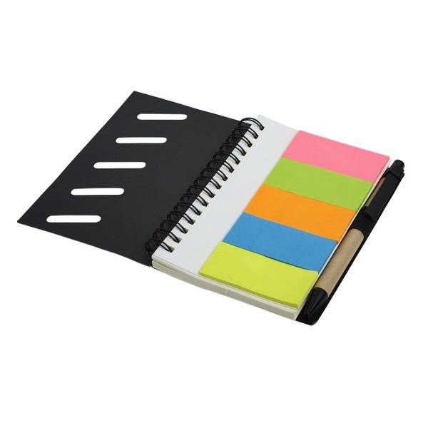 Notes 87x137/70k gładki z długopisem Fraga
