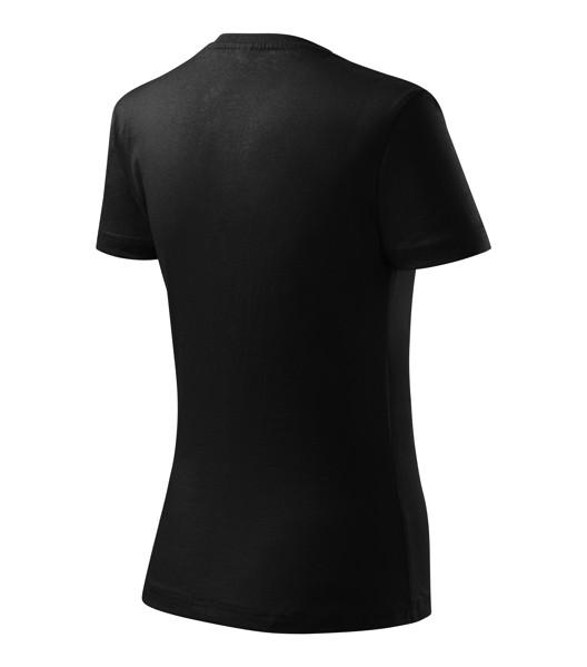 Tričko dámské Malfini Basic - Černá / 3XL