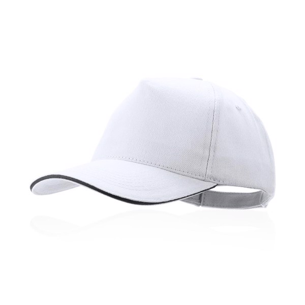 Gorra Kisse - Blanco