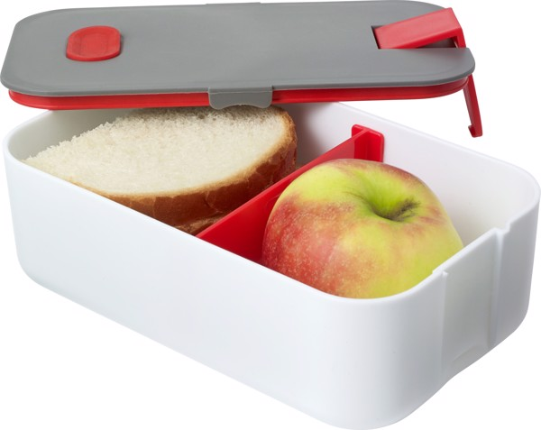 PP and silicone lunchbox - Orange