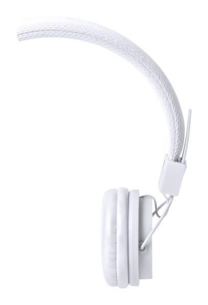 Sluchátka Neymen - Bílá