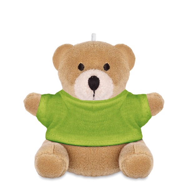 Teddy bear Nil - Lime