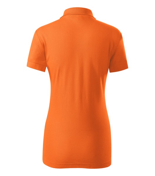 Polo Shirt Ladies Piccolio Joy - Orange / S