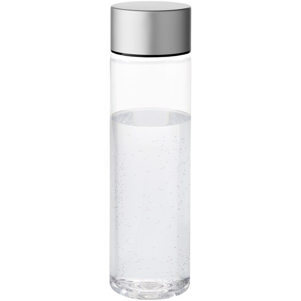 Fox 900 ml Tritan™ sport bottle - Transparent clear / Silver