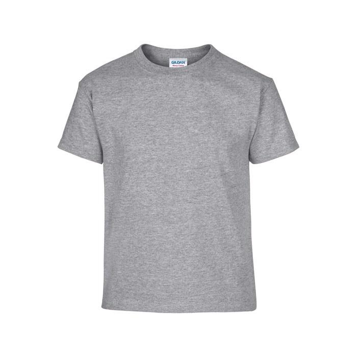 Youth t-shirt 185 g/m² Heavy Youth T-Shirt 5000B - Sport Grey / XL
