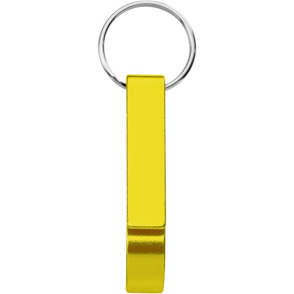 Tao bottle and can opener keychain - Gold