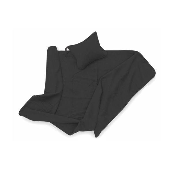 Blanket Yelmo - Black