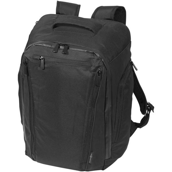"Deluxe 15.6"" laptop backpack"