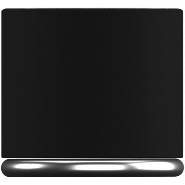 SCX.design S26 light-up ring speaker - Solid Black / White