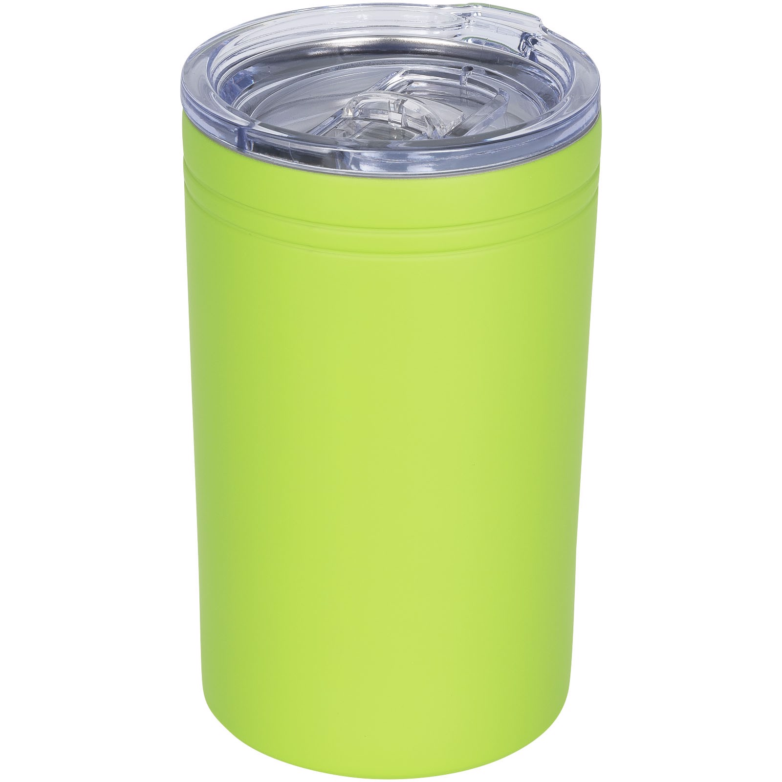 Pika 330 ml vacuum insulated tumbler and insulator - Lime