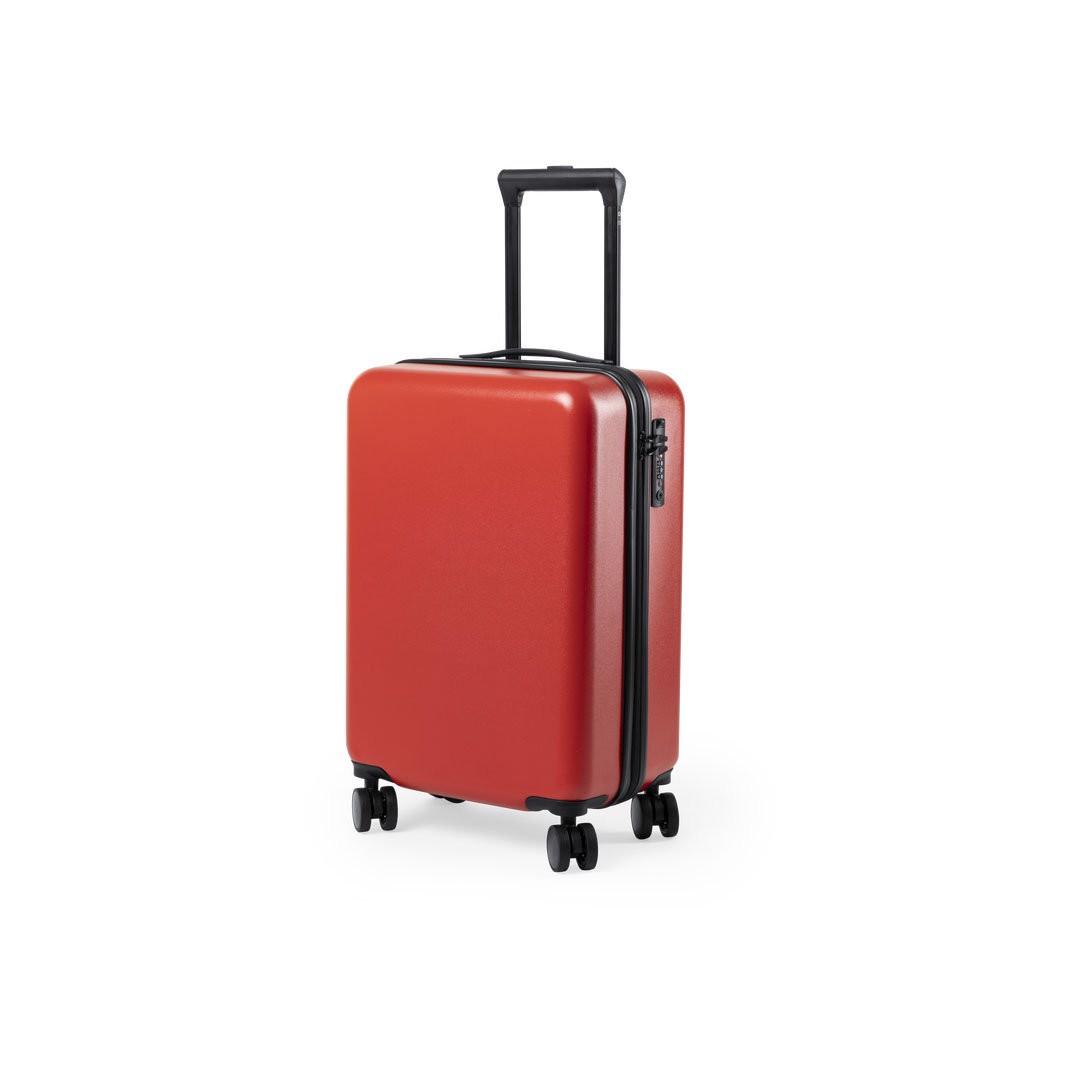 Trolley Hessok - Rojo