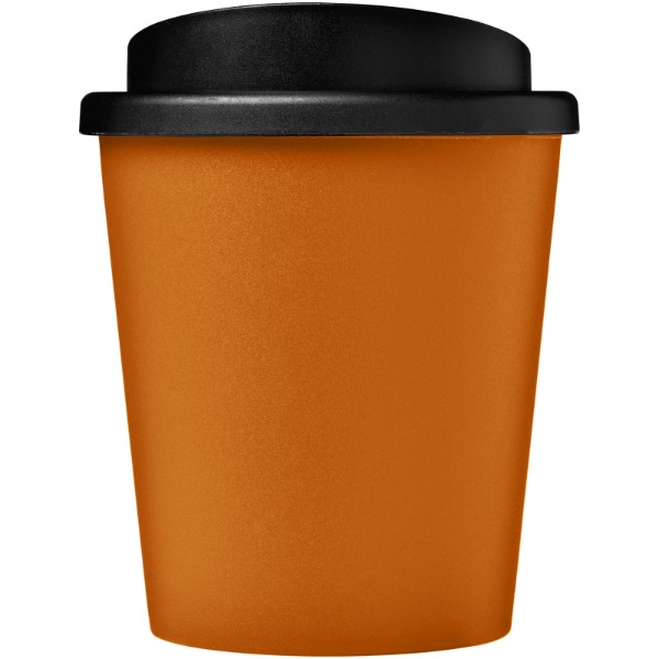 Americano® Vaso térmico Espresso de 250 ml - Naranja / Negro intenso