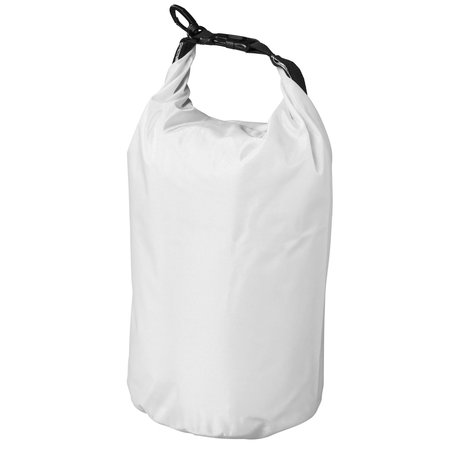 Camper 10 litre waterproof bag - White