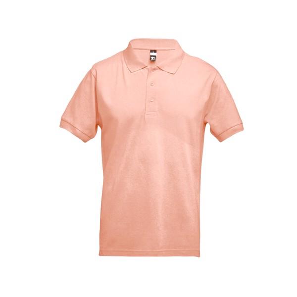 ADAM. Herren Poloshirt - Lachs / XL