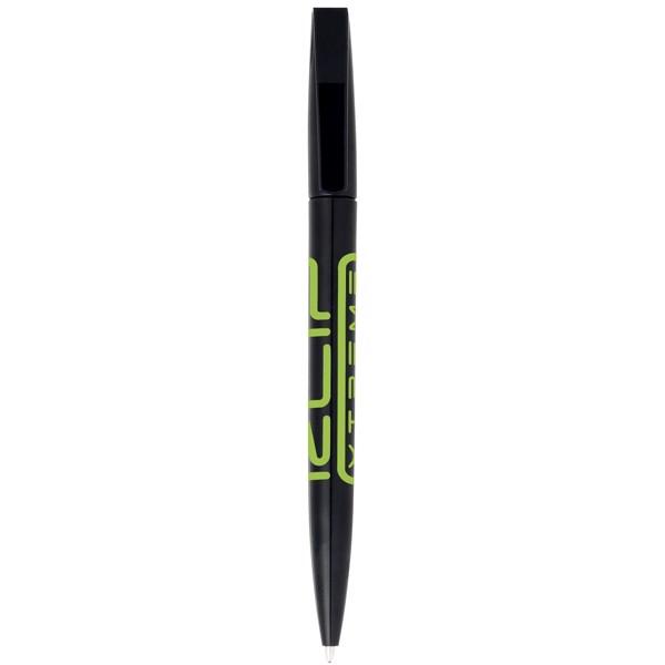 Kuličkové pero London - Černá