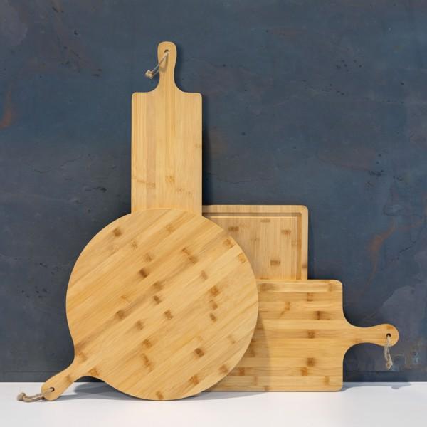 Ukiyo bamboo large serving board