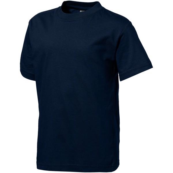 Ace short sleeve kids t-shirt - Navy / 116