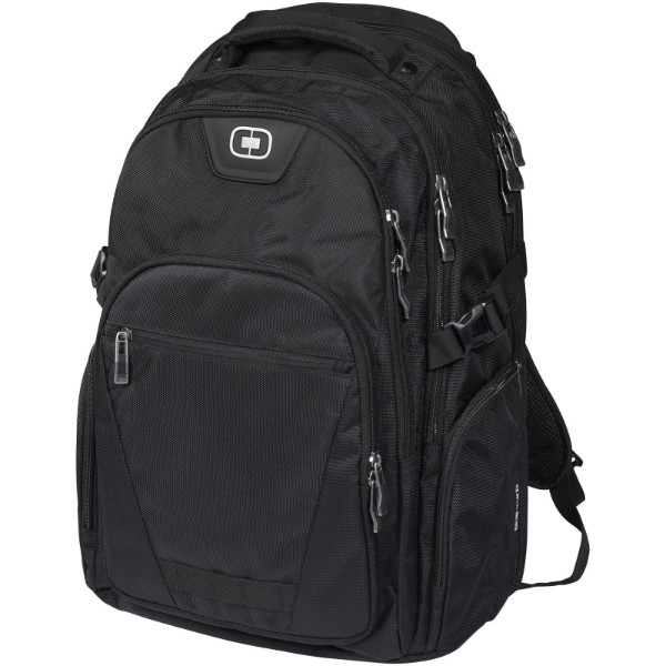 "Curb 17"" laptop backpack"