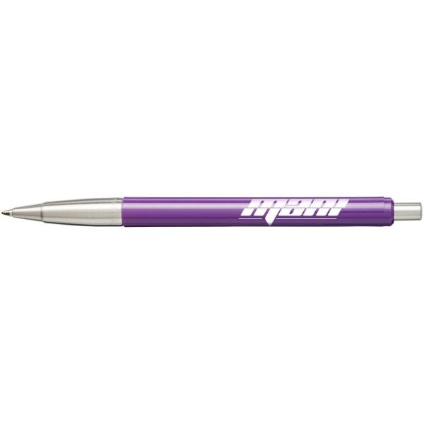 Vector Kugelschreiber - Lila / Silber