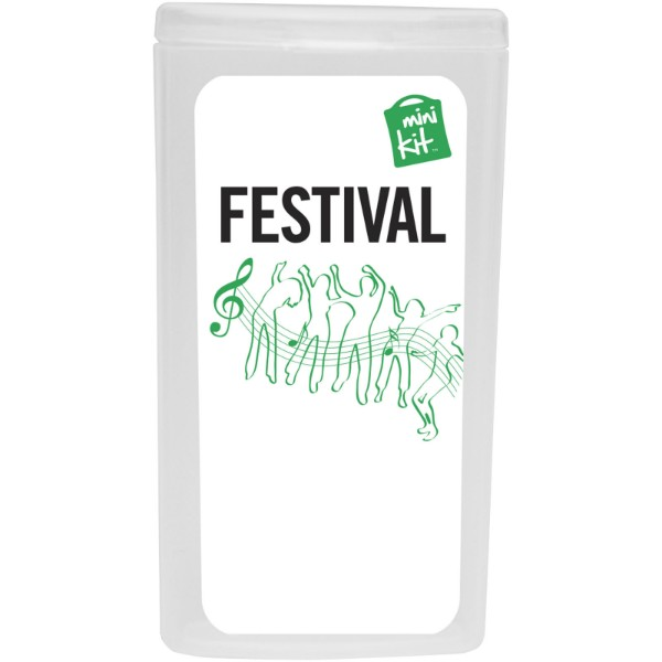 MiniKit Festival Set - White