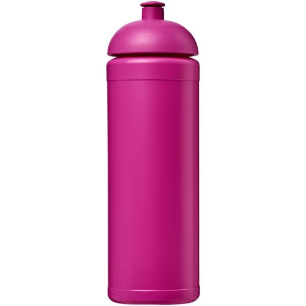 Sportovní láhev s kupolovitým víčkem Baseline® Plus grip 750 ml - Magenta