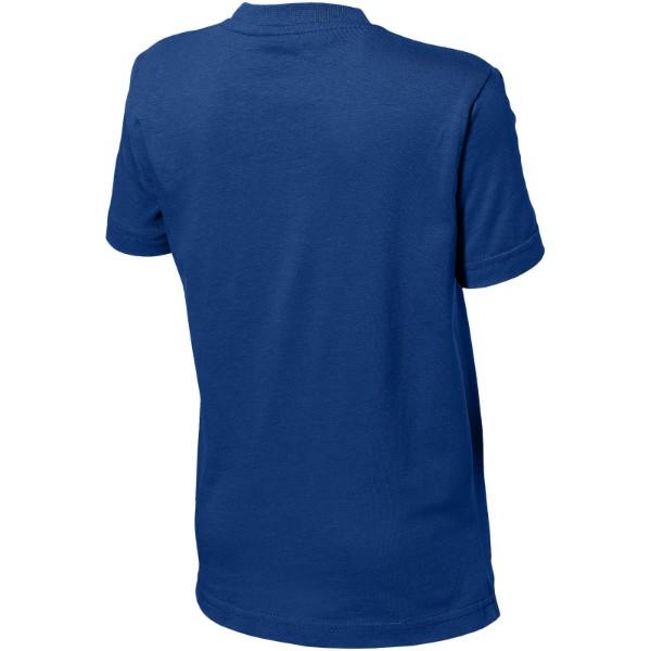 Dětské triko Ace s krátkým rukávem - Klasická královská modrá / 128
